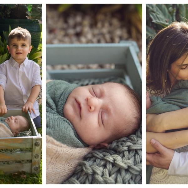 Handsome little man - sutherland shire newborn lifestyle photographer