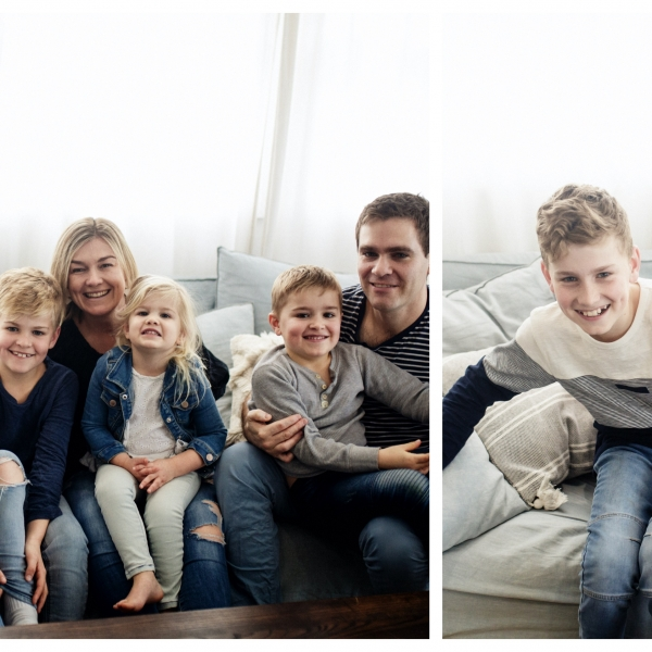 3 men and a little lady - sutherland shire lifestyle photographer and film