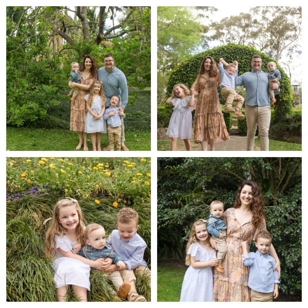 family joy - sutherland shire family photographer