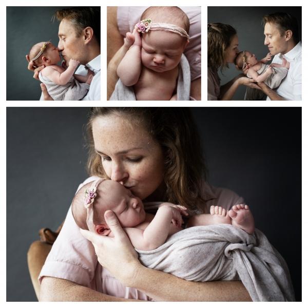 beautiful sisters - sutherland shire newborn photographer