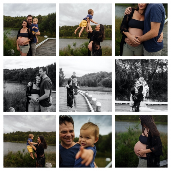 soon to be 4..  sutherland shire maternity photographer