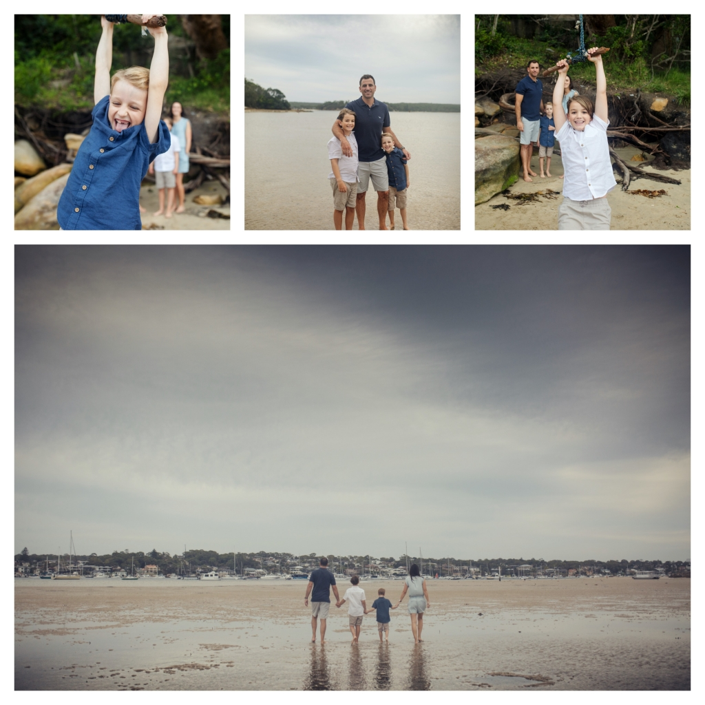 BeFunky collage 2014 1024x1024 summer fun   sutherland shire family photographer