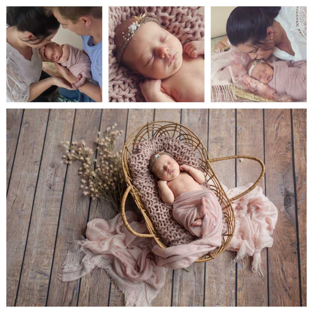 BeFunky collage 5002 1024x1024 pretty in pink   Sutherland shire newborn photographer