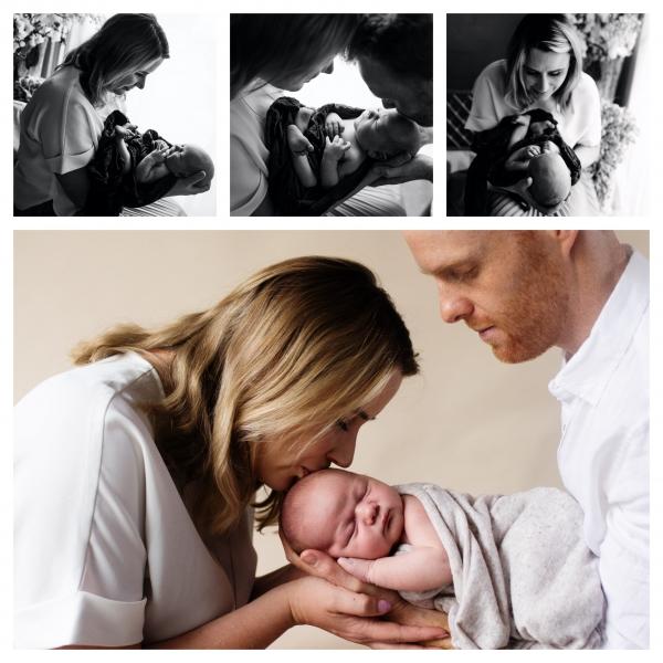 cheeky brothers - sutherland shire newborn photographer