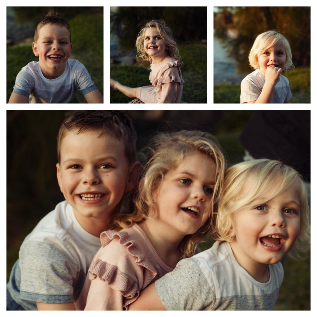 BeFunky collage 1 1024x1024 last rays of summer   sutherland shire family photographer