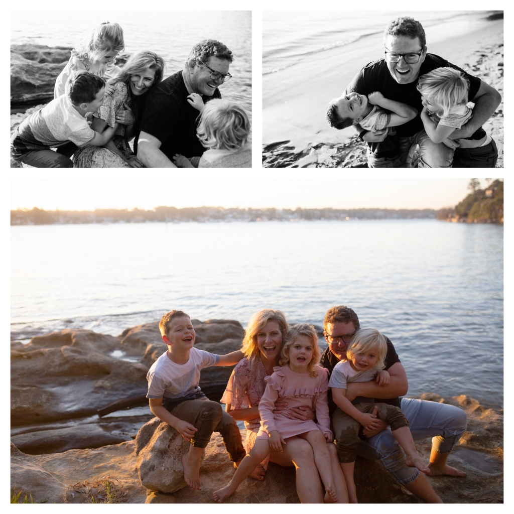 BeFunky collage 2 1024x1024 last rays of summer   sutherland shire family photographer