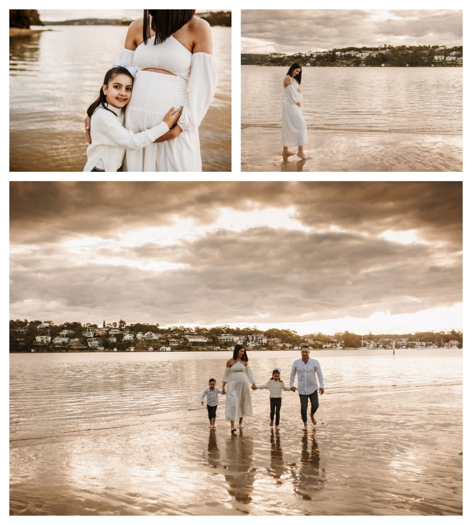 BeFunky collage 560 920x1024 stunning bump and sunset   sutherland shire maternity photographer