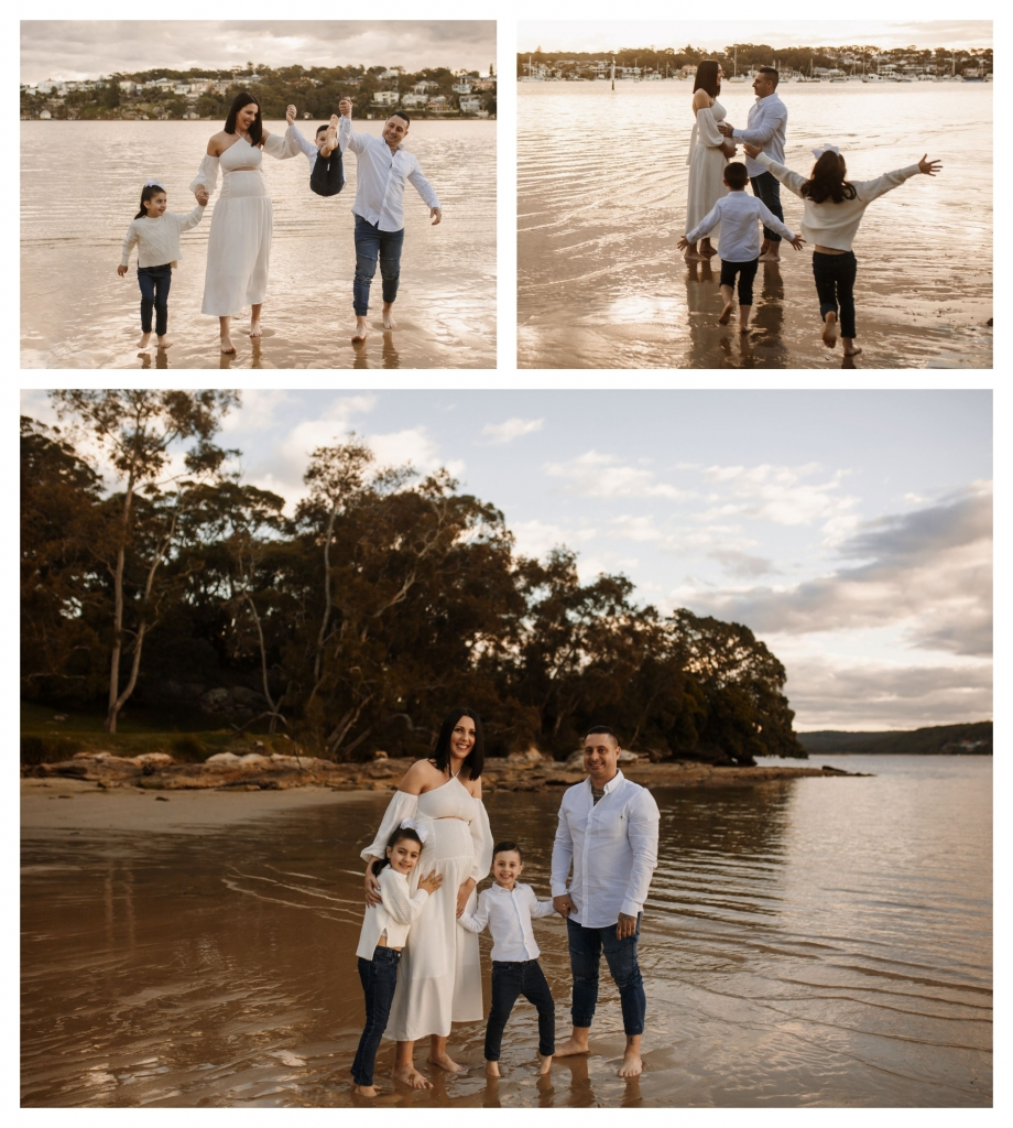 BeFunky collage 561 920x1024 stunning bump and sunset   sutherland shire maternity photographer