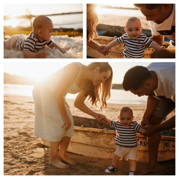 baby lion king - sutherland shire family photographer