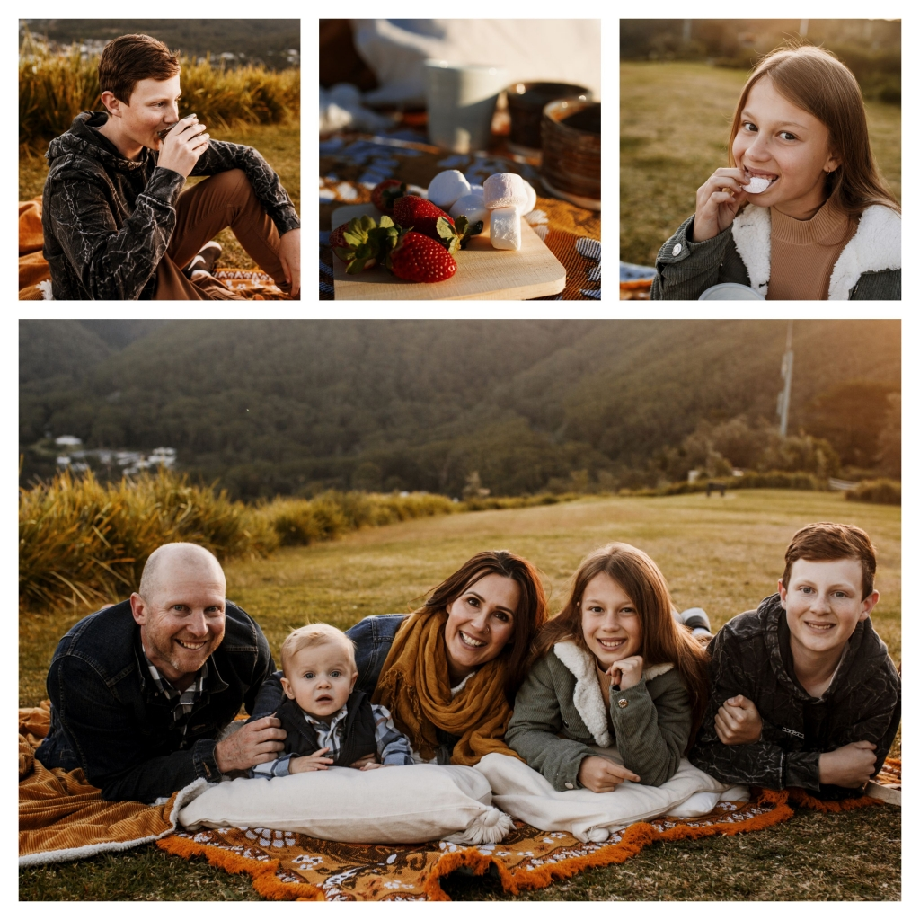 BeFunky collage 565 1024x1024 Winter Picnic min shoots now open for booking..  sutherland shire family photographer
