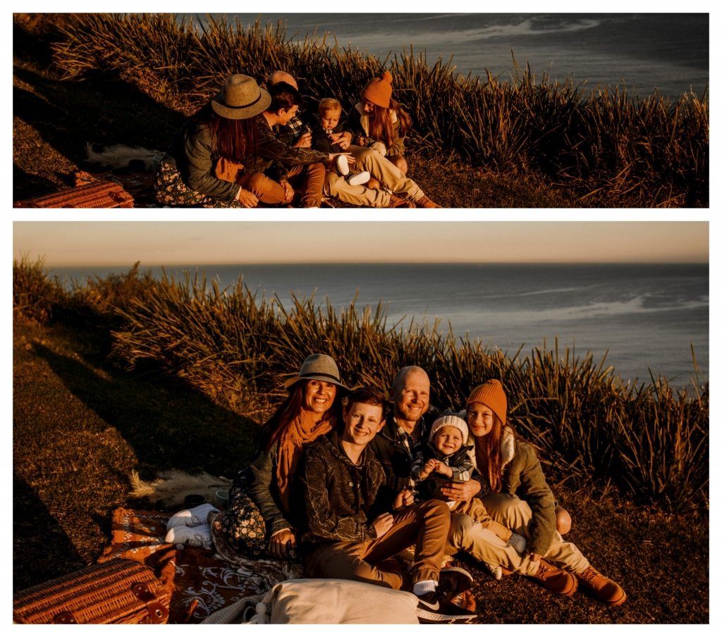 BeFunky collage 570 1024x904 Winter Picnic min shoots now open for booking..  sutherland shire family photographer